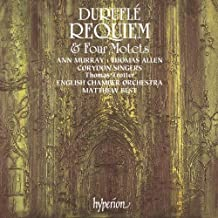 Duruflé: Requiem; Quatre Motets