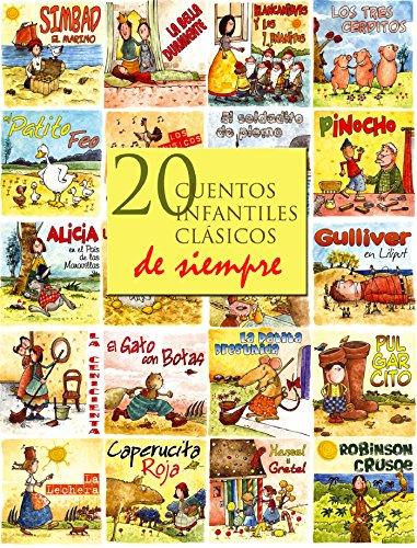 20 cuentos infantiles clásicos de siempre (Spanish Edition) by [Andersen, Hans Christian