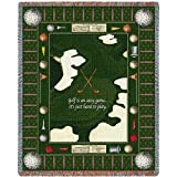 Pure Country Inc. Golf Game Blanket Tapestry Throw