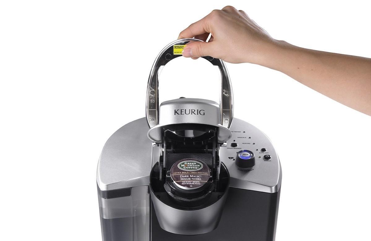 Keurig B145 OfficePRO Brewing System with Bonus K-Cup Portion Trial Pack