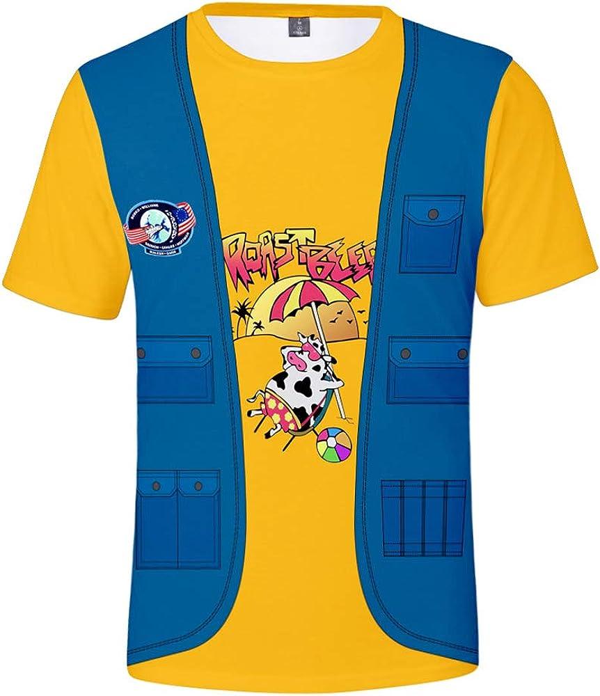Adulto Steve Scoops Ahoy Camisa Disfraces de Halloween ...