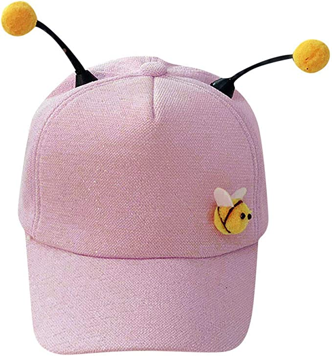 Gorra de béisbol con Dibujo de Linda Abeja para los niños ...