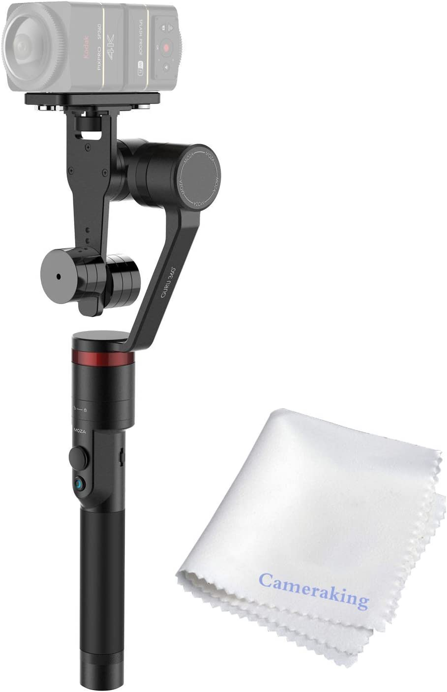 Moza Guru 360 Panorama Kamera Handheld Gimbal Kamera