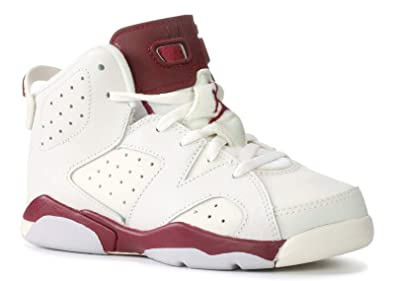 2fa779bbc5b7e Image Unavailable. Image not available for. Color  Jordan Air Retro 6 BP  Little Kids Basketball Shoes ...