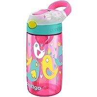 Contigo Kids Waterfles Gizmo Autospout, Drinkfles met stro, BPA-vrije waterfles, lekbestendig, ideaal voor kleuterschool…