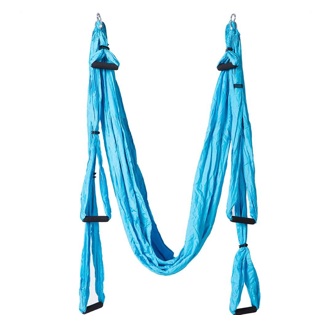 Seveni Luft-Yoga-Schaukel /Yoga-Hängematte Anfängerunterricht Inbegriffen kostenlos 400ibs