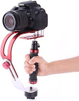 Estabilizador de cámara de Video Pro, ZXIANGK Handheld Steadycam ...