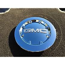 Exotic Store Brand New 1 Piece 2007-2014 GMC SIERRA 1500 DENALI YUKON XL CHROME WHEEL HUB CAP 9596381