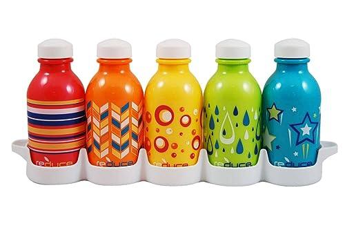reduce WaterWeek Kids Reusable Water Bottle Set