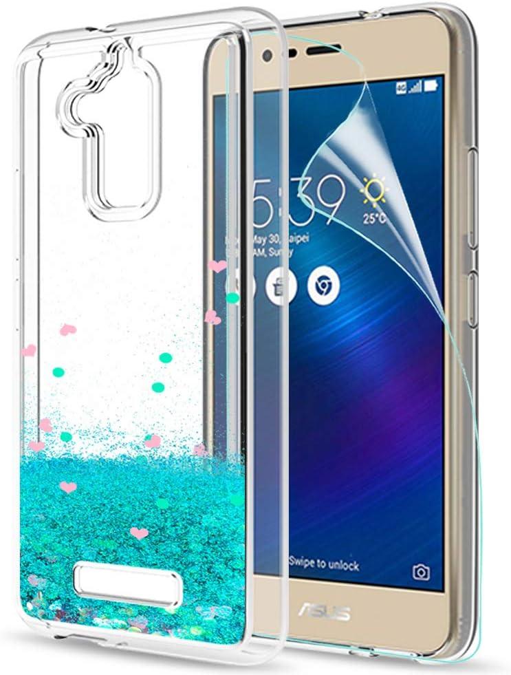 Mer Eouine Coque ASUS Zenfone 3 Max Etui en Silicone 3D Transparente avec Motif Fun Peinture Dessin Souple Gel Housse Bumper Case Cover Coque pour ASUS Zenfone 3 Max 5.2 ZC520TL