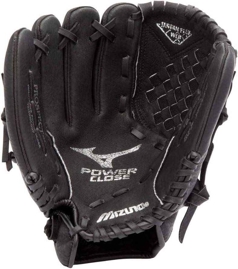 Mizuno Prospect PowerClose Youth Baseball Glove Series