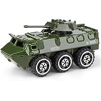 Modelo de Coche Militar, 1:87 6pcs Niño Miniatura
