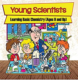 Young Scientists Learning Chemistry Childrens ebook