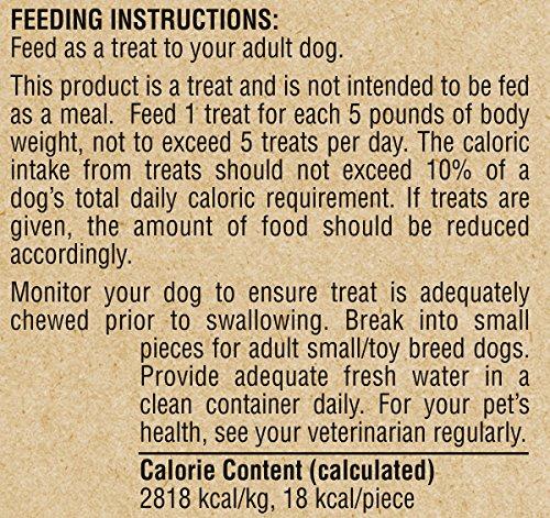 Image of Purina Alpo Tbonz  Bbq Pork Flavor Dog Treats - (5) 4.5 Oz. Pouches