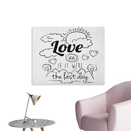 Amazoncom Anzhutwelve Inspirational Wallpaper Encouraging Quote