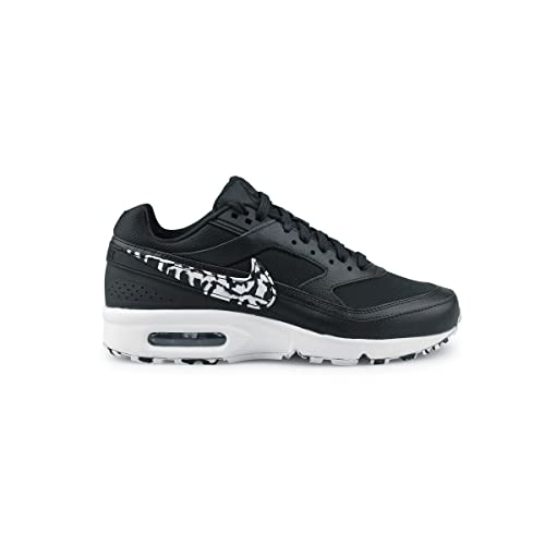 0cd29863c2514 NIKE Women's Trainers Black Black Black Size: 7: Amazon.co.uk: Shoes ...