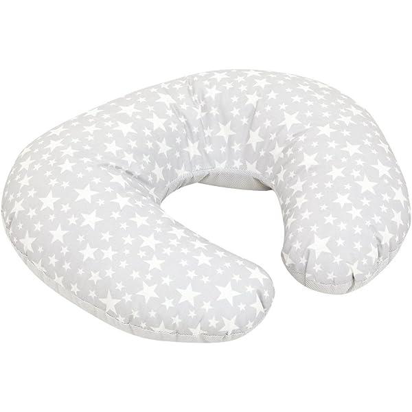 Boppy- Cojín de lactancia algodón, ergonómico, indeformable ...