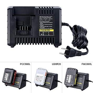 Cargador de batería para herramientas electroportátiles 3 en ...