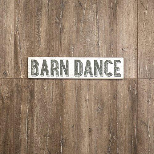 Ragon House BARN Dance Sign -
