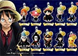 One Piece Film Strong World Mascot Charm Keychain (H)