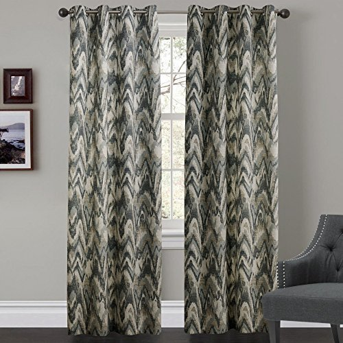 MICHELE HOME FASHION (Set of 2 panels) 25 Sizes Available 2(72