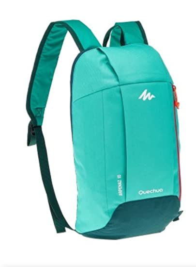 Quechua Arpenaz Hiking Backpack 10 L ( Mint Green)-Best-Popular-Product
