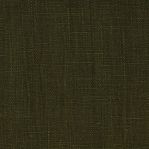 European Linen Fabric (European 100% Washed Linen Fig Fabric By The Yard)