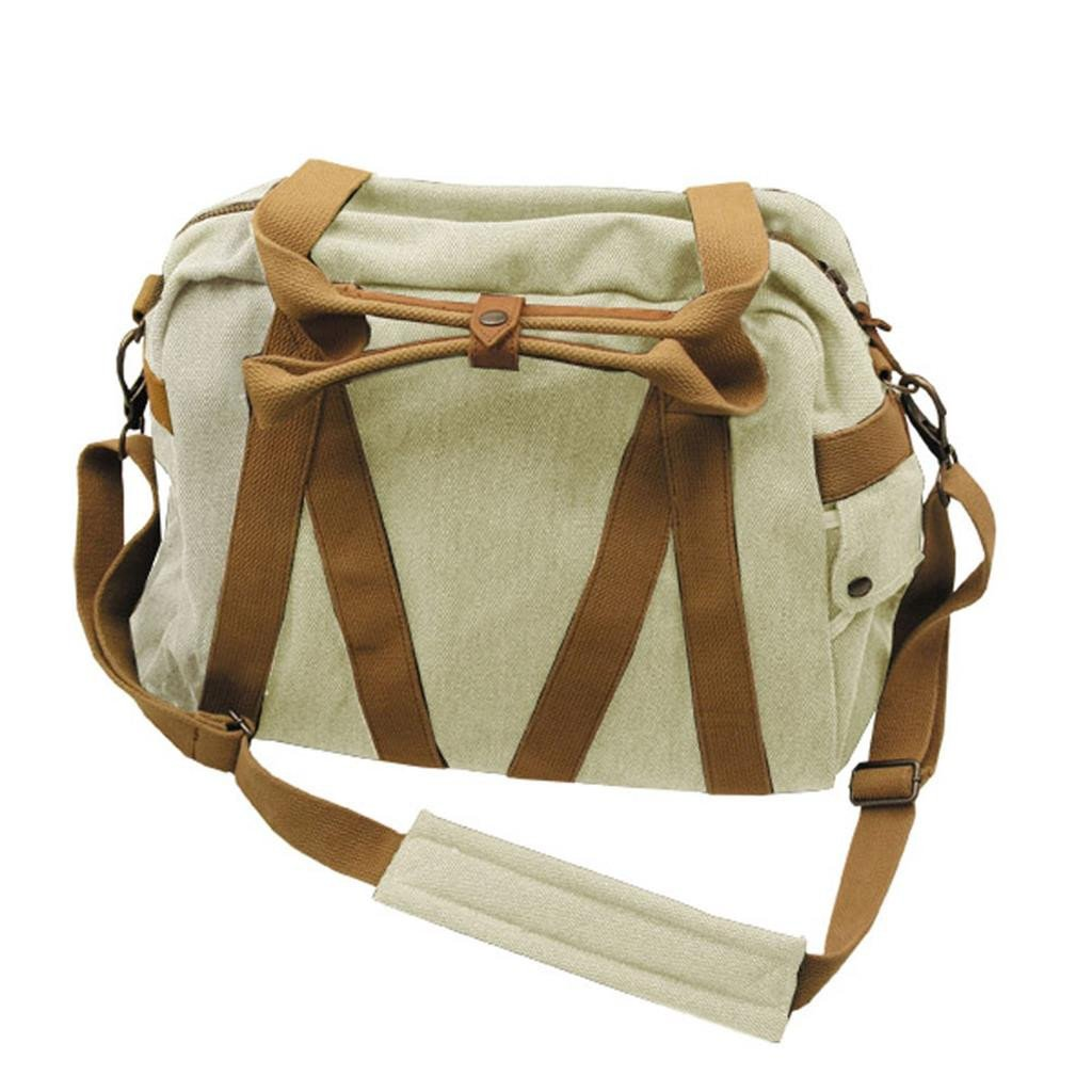 Weekender, Shoulder Bag Large Trap Duffle by Whillas and Gunn by KakaduTraders Australia