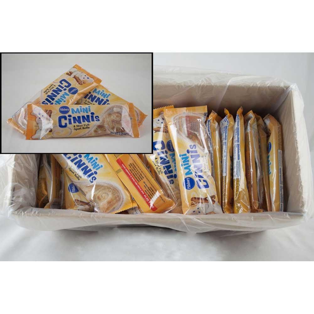 Pillsbury Hot Mini Cinnis Breakfast, 2.29 Ounce - 72 per case. by General Mills