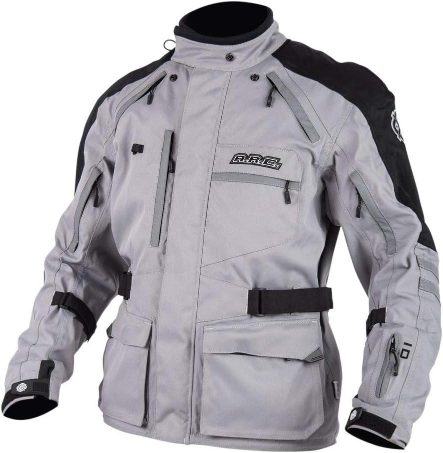 A.R.C. Battleborn Adventure Foul Weather Motorcycle Jacket