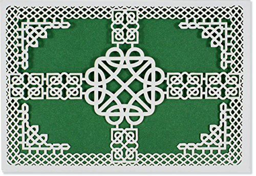 [Celtic Laser Cut Note Cards (Stationery, Boxed Cards)] (Laser Cut Note Cards)