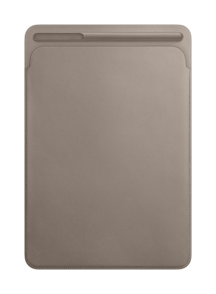 애플 Apple Leather Sleeve (for iPad Pro 105-inch) - Taupe