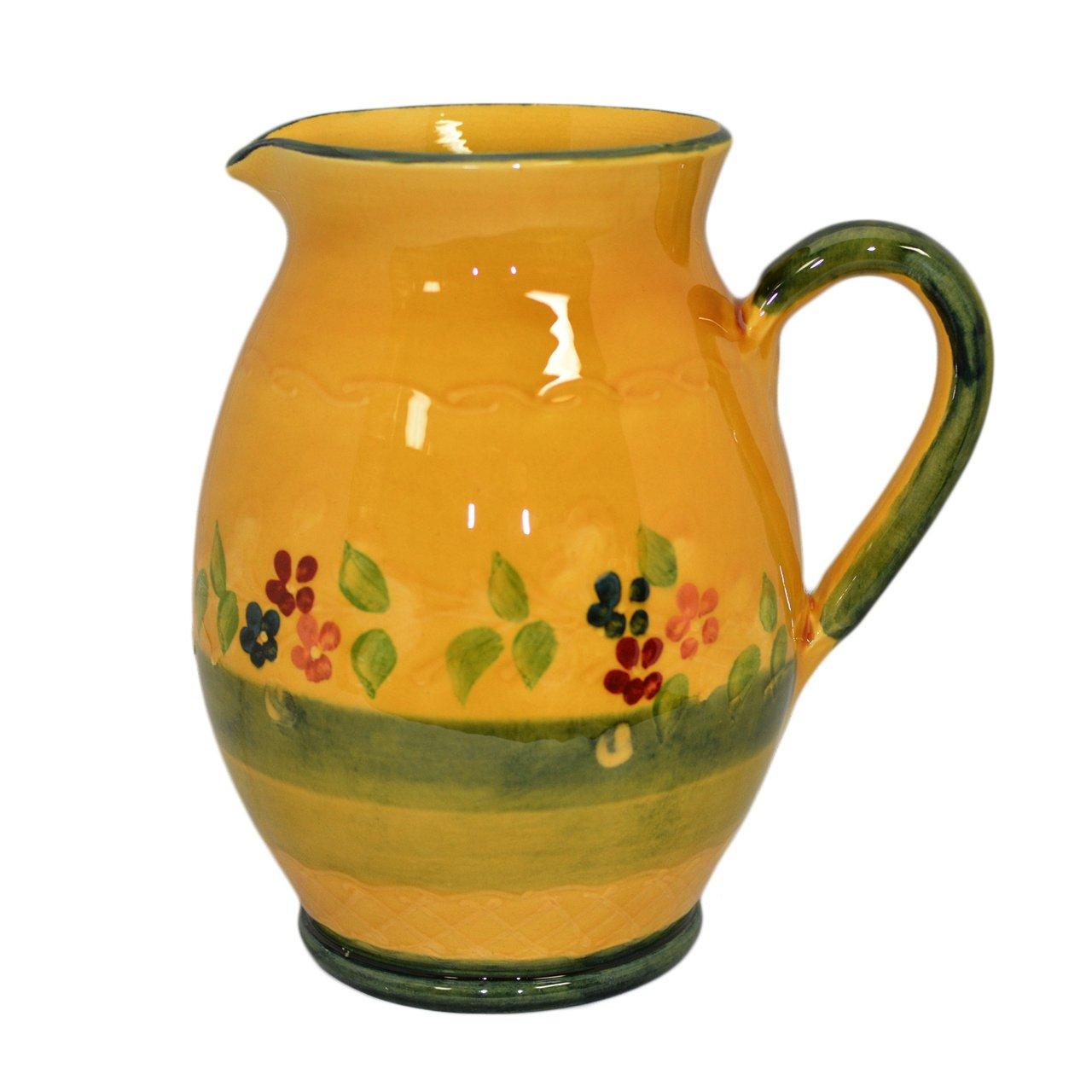 Souleo Provence Terre e Provence Pottery - Round Water Jug