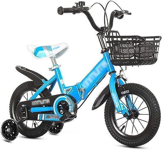 Qazxsw Las bicicletas plegables para niños 1-10 años Boy ...