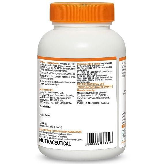 omega 3 överdos