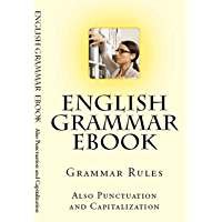 English Grammar, Punctuation and Capitalization (English Edition)