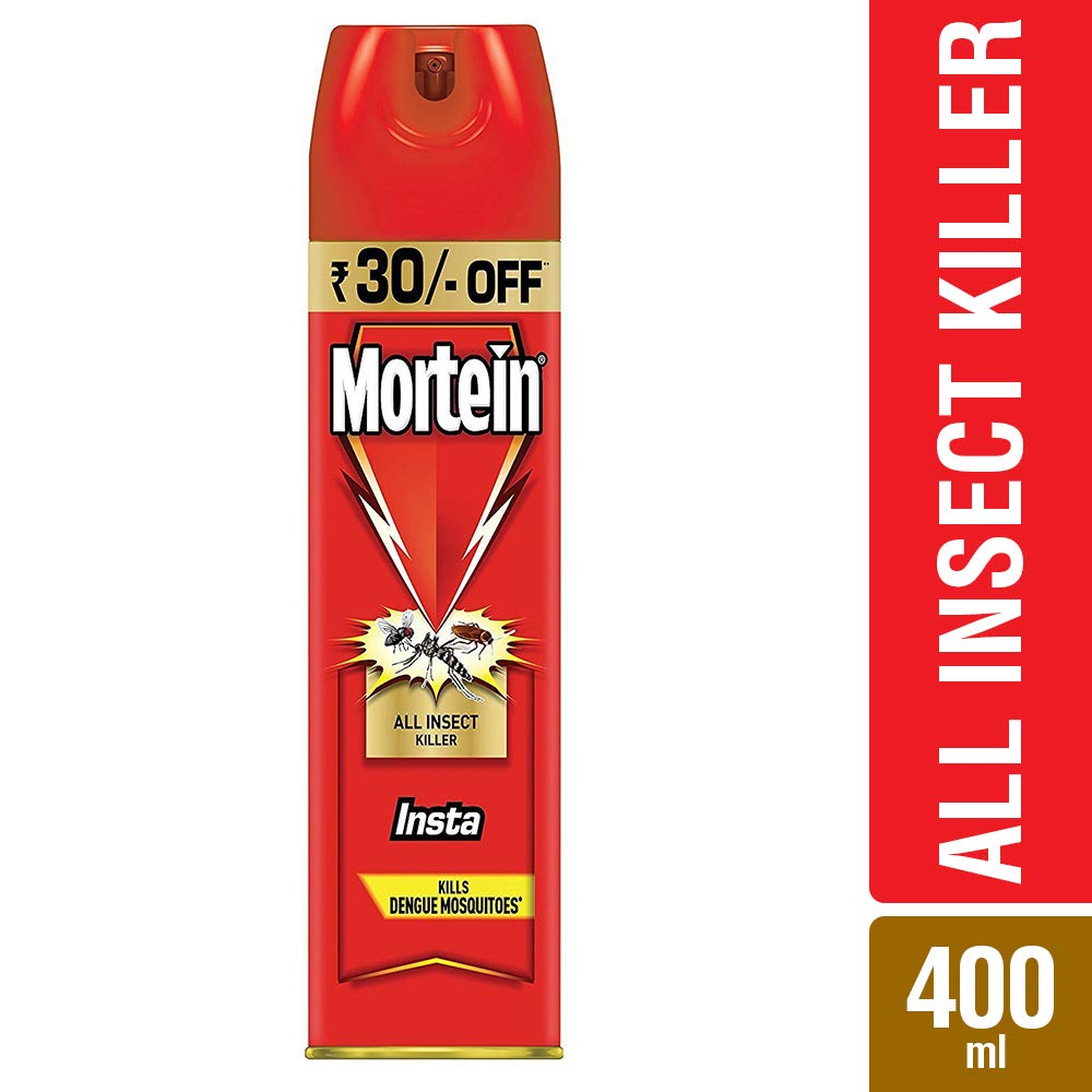 Mortein All Insect Killer - 400 ml (Rupees 30 Off)