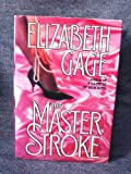 The Master Stroke, Elizabeth Gage, 0671748157