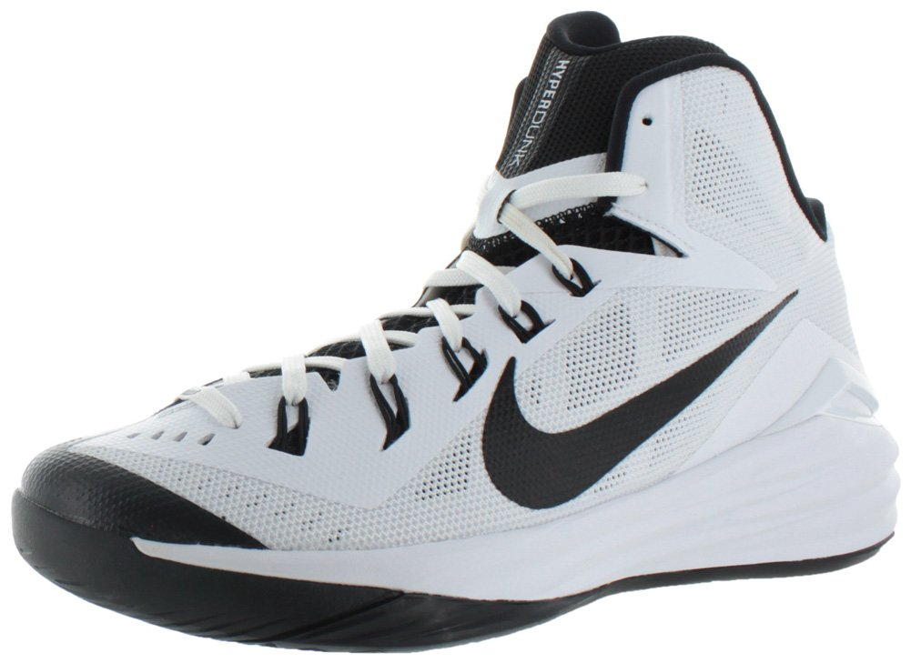 100% authentic 142d6 6936a Amazon.com  Nike Men s Hyperdunk 2014 White Black Basketball Shoe 11.5 Men  US  Shoes