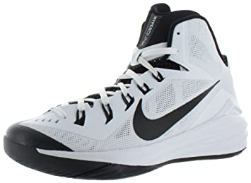 9c9f88473711 Amazon.com  Nike Men s Hyperdunk 2014 White Black Basketball Shoe ...