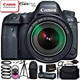 Canon EOS 6D Mark II with EF 24-105mm f/3.5-5.6 IS STM Lens – 11PC Accessory Bundle Includes 3 Piece Filter Kit (UV, CPL, FLD) + 4 Piece Macro Filter Set (+1, +2, +4, +10) + Lens Cap Keeper + MORE Review
