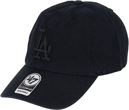 47 Brand Los Angeles LA Dodgers Clean Up Dad Hat Cap