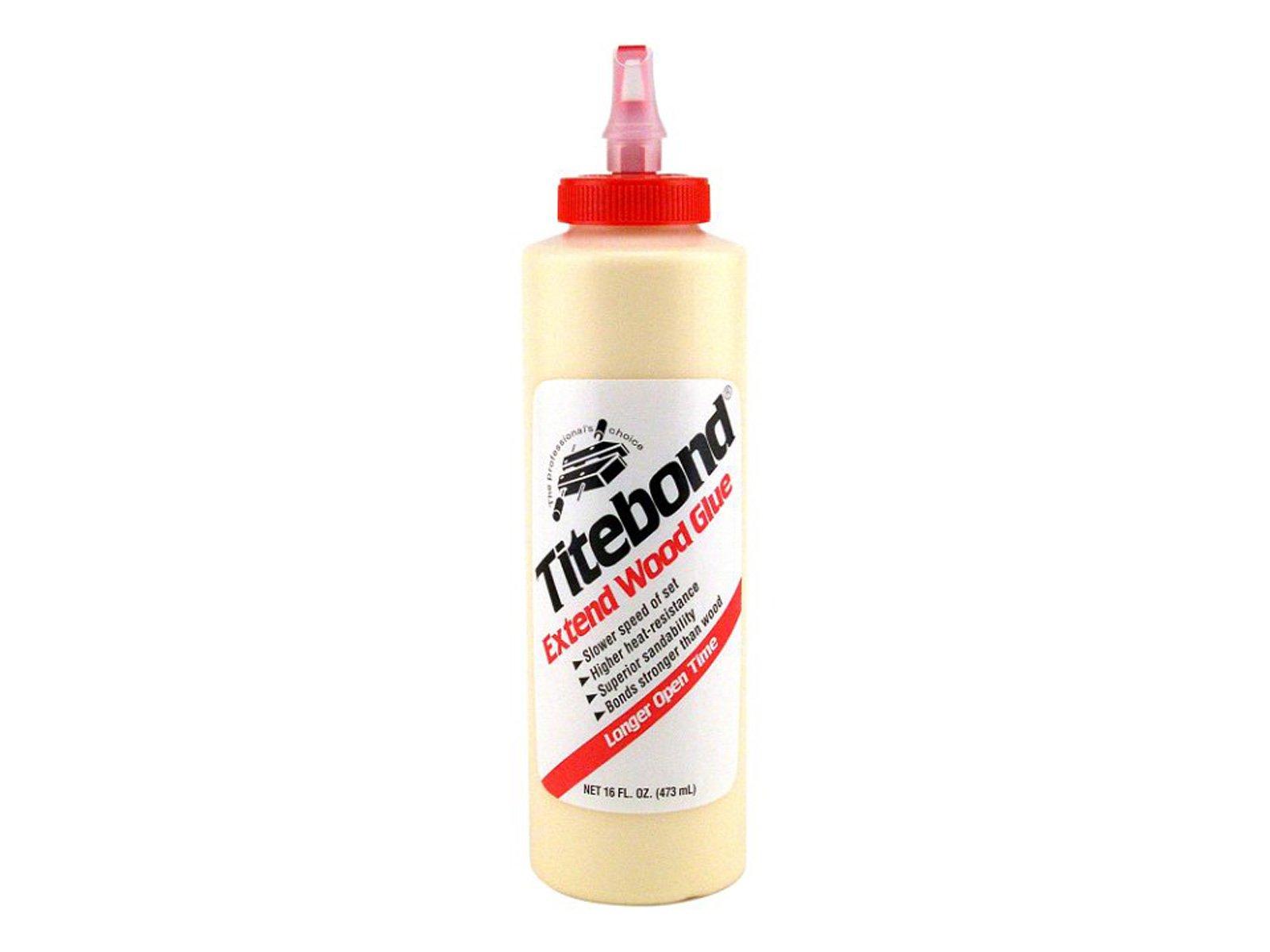 Titebond Extend Wood Glue, 16 Ounce