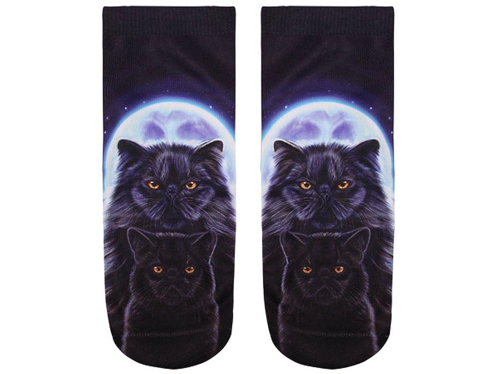 Black Out - Calcetines - para mujer negro multicolor Talla única: Amazon.es: Ropa y accesorios
