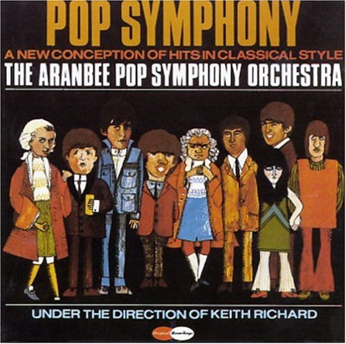 Pop Symphony: A New Conception of Hits in Classical Style by C-Five UK