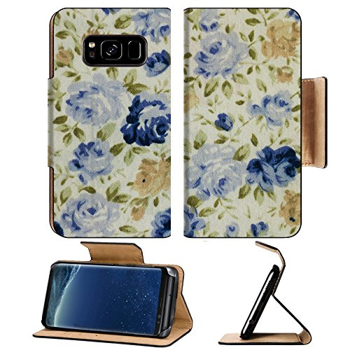 Deluxe Tapestry (Luxlady Premium Samsung Galaxy S8 Flip Pu Leather Wallet Case IMAGE 33135186 by Luxlady Customized Premium Deluxe generation Accessories HD Wifi Luxury Pro Fragment of colorful retro tapestry)