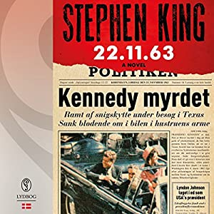 22.11.63 Audiobook