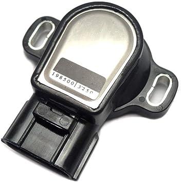 TPS Throttle Position Sensor 198500-3250 for 1999-02 Jaguar XJ8 XK8 Convertible