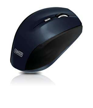 Sweex Scroll Mouse Blue Line New