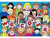 Teacher Created Resources Kids Welcome Postcards (4077)